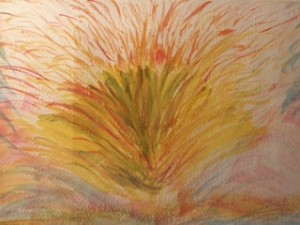 Fountain. Artist Padmini Arhant